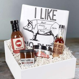 Barbecue Lover's Gift Set
