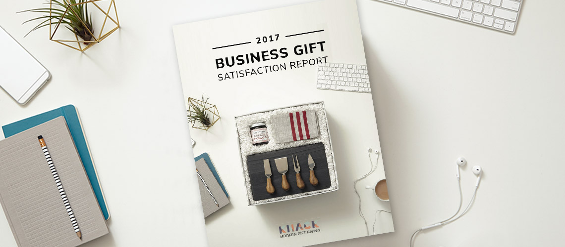 Knack business gifting satisfaction survey report