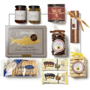 artisanal gourmet snacks and sweets gift