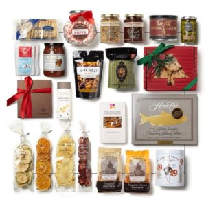 giant gourmet food assortment gift