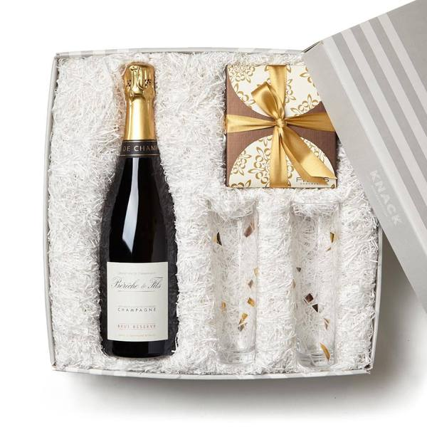 champagne gift for employees
