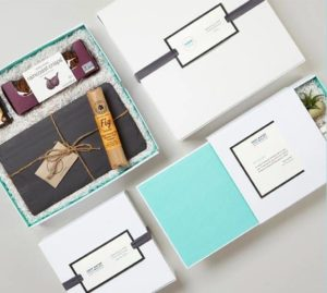 New packaging from Knack makes the gift unboxing experience fabulous