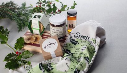 Knack Seattle-inspired holiday gift items made in Washington