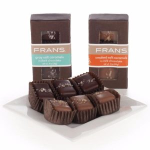 Fran's Chocolates salt caramels