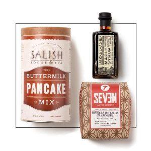 Seattle pancakes gift set