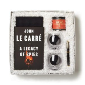 A Legacy of Spies book gift