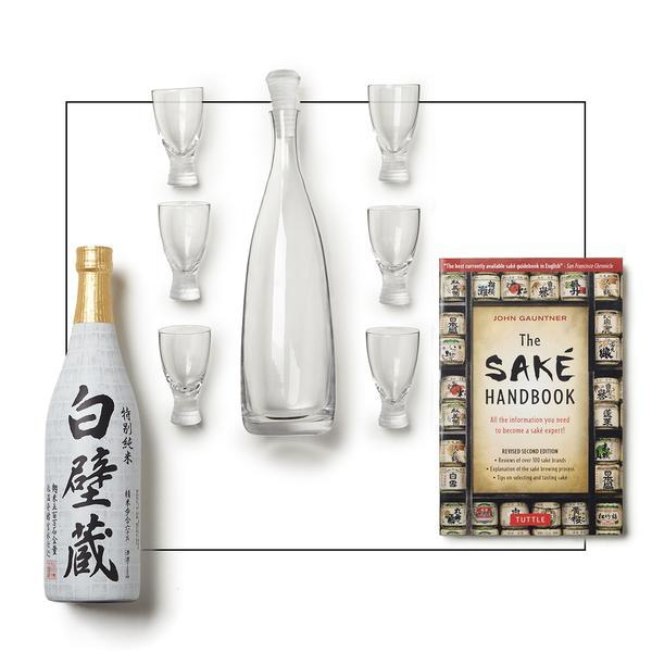 ultimate sake gift set