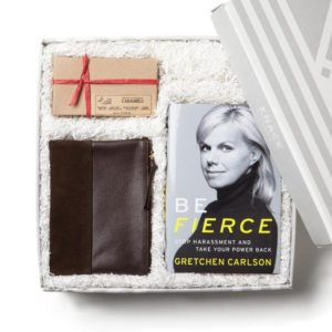 Be Fierce Book Lover's Gift Set
