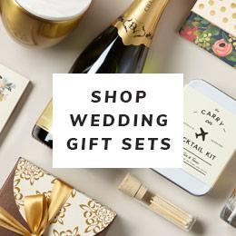 shop wedding gift sets