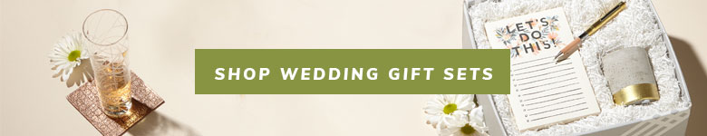 amazing gift sets for bride and groom
